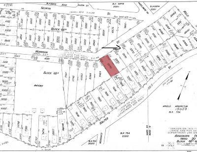 Boston Residential Lots & Land For Sale: Morrisson