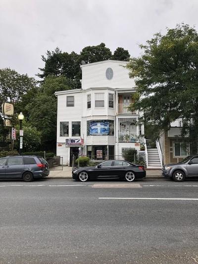 Multi Family Home For Sale: 1557 Blue Hill Avenue