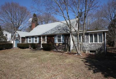 Marshfield Single Family Home For Sale: 21 Leonard Road