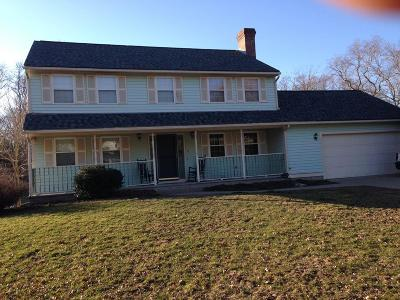 Taunton Single Family Home For Sale: 11 Checkerberry Ln