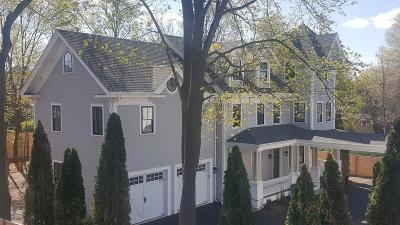 Needham Single Family Home For Sale: 62 Maple Street