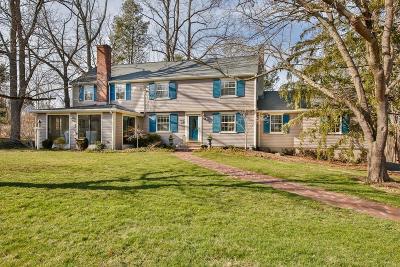 Natick Single Family Home For Sale: 71 Everett Street