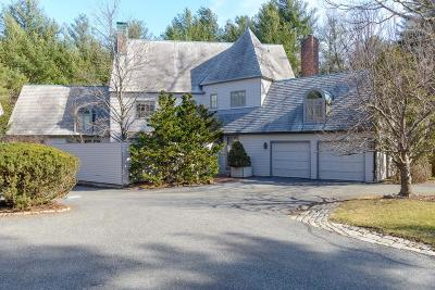 Natick Single Family Home For Sale: 12 Phillips Pond Rd #12