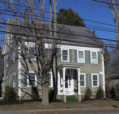 Danvers Single Family Home For Sale: 71 Centre St