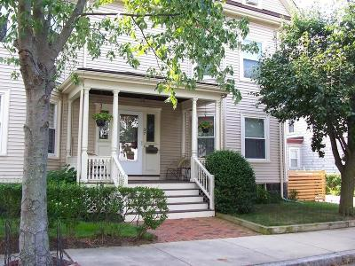 Medford Condo/Townhouse Price Changed: 37 Ashland St #1