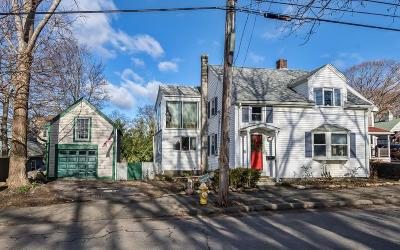Rockport Single Family Home For Sale: 82 High Street