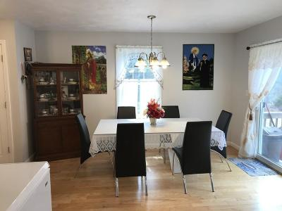 West Bridgewater Condo/Townhouse For Sale: 46 N Elm St #46