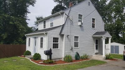 Seekonk Single Family Home For Sale: 18 County St