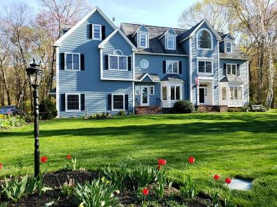 Westborough MA Single Family Home For Sale: $1,100,000