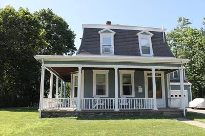 Weymouth Single Family Home Back On Market: 12 Remondini Rd