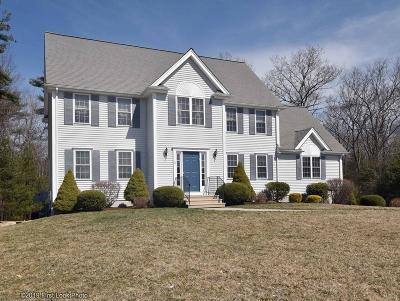 Norton MA Single Family Home For Sale: $529,900