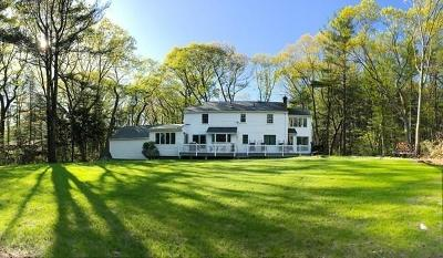 Wayland Single Family Home For Sale: 61 3 Ponds Road