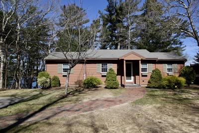 Mashpee Single Family Home For Sale: 88 Cayuga Ave