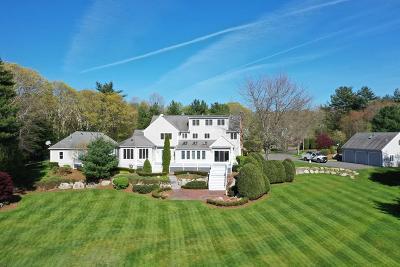 MA-Bristol County Single Family Home For Sale: 39 Cobblestone Rd