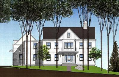 Wellesley Single Family Home Under Agreement: 95 Albion Road