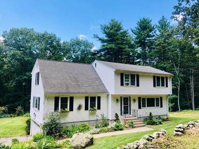 Harvard Single Family Home For Sale: 53 Park Lane