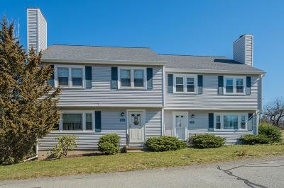 Plymouth Condo/Townhouse For Sale: 57 Stafford St #A