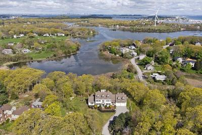 Hingham Single Family Home For Sale: 237 Rockland St