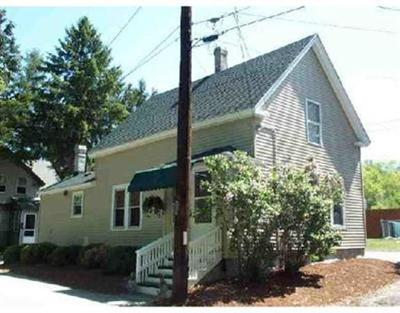 North Andover Single Family Home For Sale: 71 Riverview