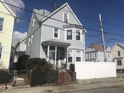 Somerville Single Family Home For Sale: 15 Aldrich St