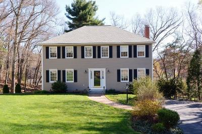 Shrewsbury Single Family Home For Sale: 7 Hill St