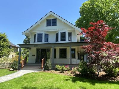 Needham Single Family Home For Sale: 1102 Highland Ave
