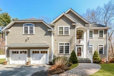 Southborough Single Family Home For Sale: 170 Woodland Rd