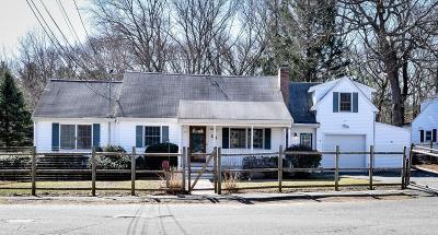 Natick Single Family Home For Sale: 16 Oakridge Ave