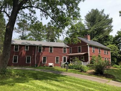 Natick Single Family Home For Sale: 185 Eliot St
