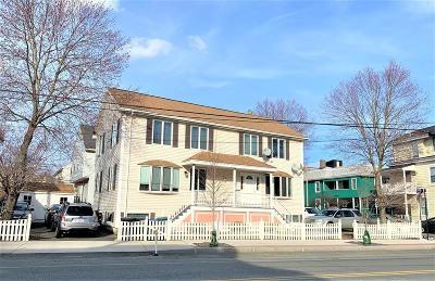 Somerville Single Family Home For Sale: 309 Beacon St