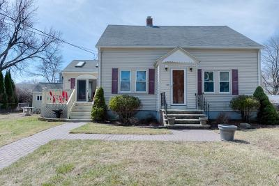 Worcester Single Family Home Under Agreement: 20 Brightwood Ave