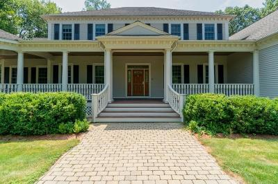 Norwell Single Family Home For Sale: 359 Circuit St