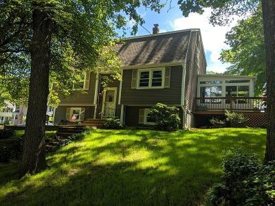 Millbury Single Family Home For Sale: 28 Herricks Lane