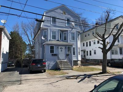 Quincy Multi Family Home Under Agreement: 80 Farrington St