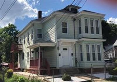 Brockton Multi Family Home Under Agreement: 18 Emmet St