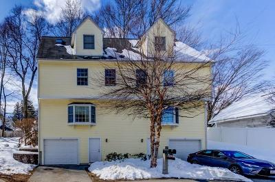 Acton, Boxborough, Carlisle, Concord, Framingham, Hudson, Lincoln, Marlborough, Maynard, Natick, Stow, Sudbury, Wayland, Weston Condo/Townhouse For Sale: 15 Fahey St #15
