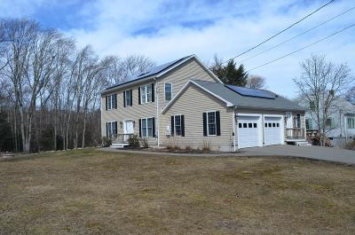Rockland Single Family Home For Sale: 43 Hatherly Rd