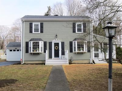 Swansea Single Family Home For Sale: 43 Riverview Ave