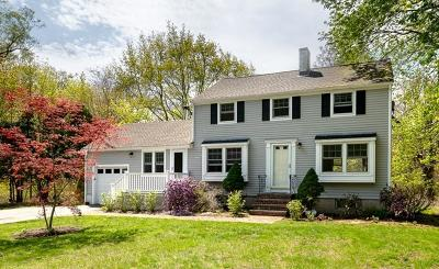 Concord Single Family Home For Sale: 1597 Monument