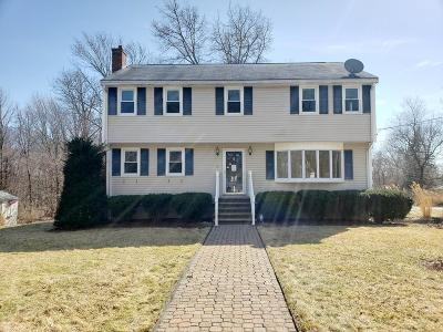 Billerica Single Family Home Contingent: 5 Caitlin Dr