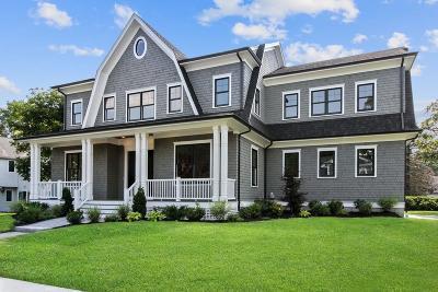 Newton Single Family Home For Sale: 22 Stein Circle
