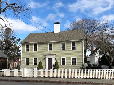 Rockport Single Family Home Price Changed: 70 Main Street