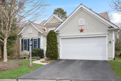 Plymouth Single Family Home For Sale: 15 Misty Knoll