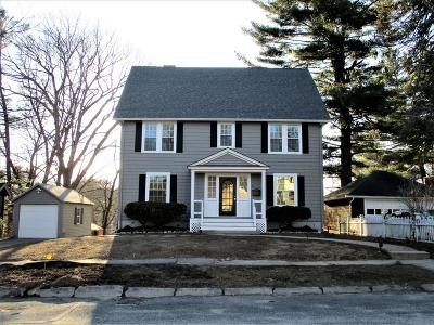 Worcester Single Family Home For Sale: 76 Moore Avenue