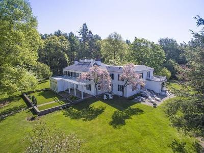 Wenham, Hamilton Single Family Home For Sale: 38 Gardner St