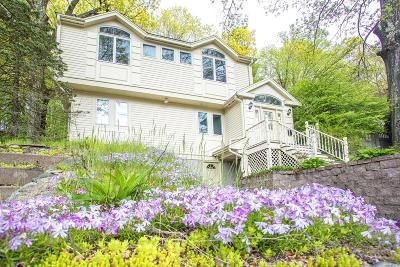 Newton Single Family Home For Sale: 296 Winchester Street