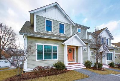 Needham Single Family Home Contingent: 14 Putnam St #14