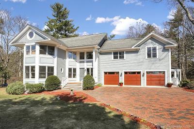Wenham, Hamilton Single Family Home For Sale: 1 Charles Davis Drive