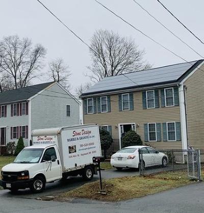 Brockton Single Family Home Under Agreement: 51 Brockton Ave