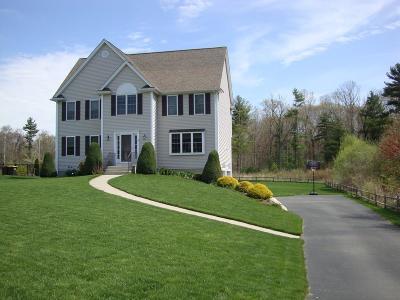 Norton Single Family Home For Sale: 8 Allen Drive